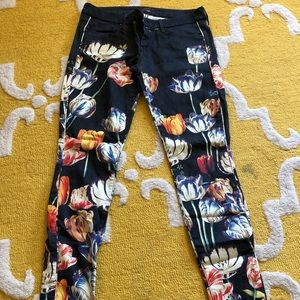 Mother Floral jeans - 29
